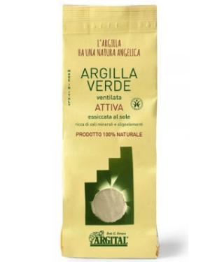 Argilla verde ventilata attiva Argital