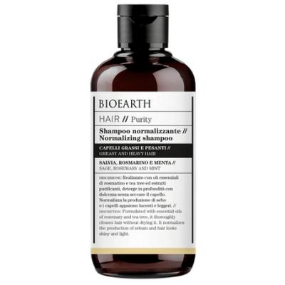 Shampoo Normalizzante Hair 2.0 Bioearth