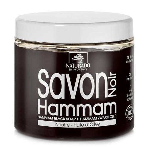 Sapone nero biologico Hamman