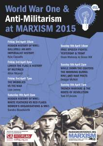final WWI poster Marxism 2015