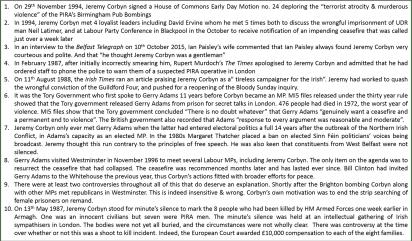 corbyn 10 IRA debunks