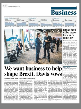 The Times Business