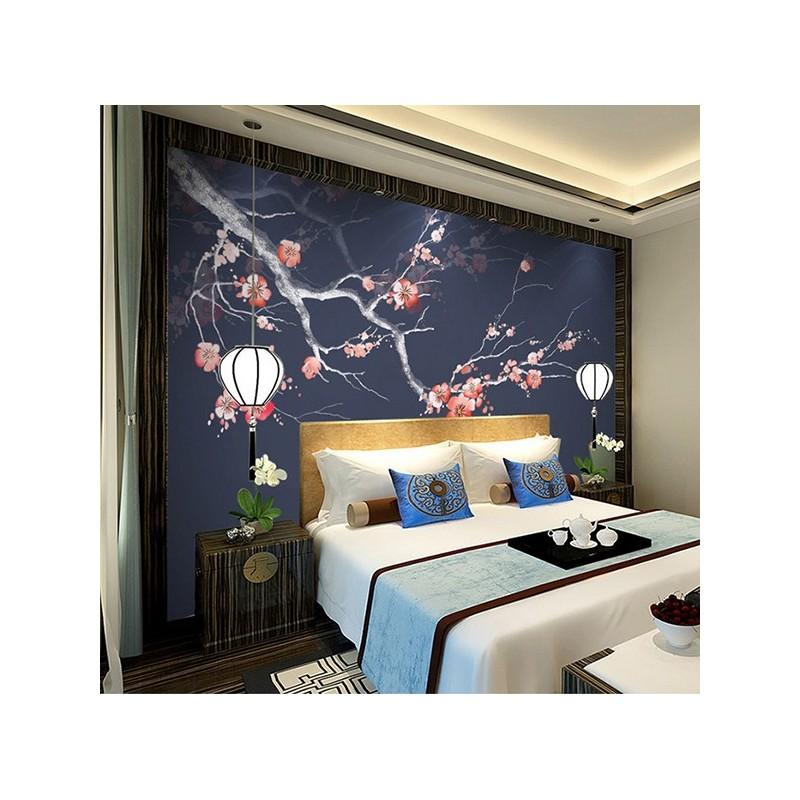 Dcoration Dinterieur Zen Chambre Dhtel Papier Peint