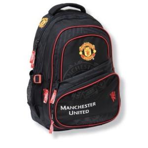 Manchester United Basic 44 CM upper range  2 Cpt backpack
