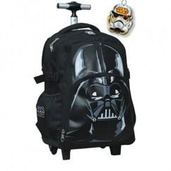 Kitchen Trolley Cart Hardwood Floors Star Wars Black 43 Cm High Wheeled Travelbag