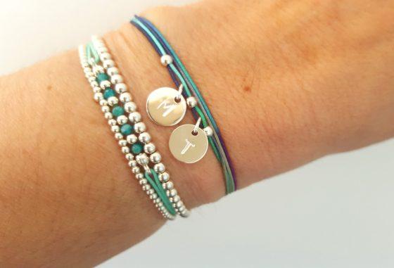 bracelet cordon femme LBB