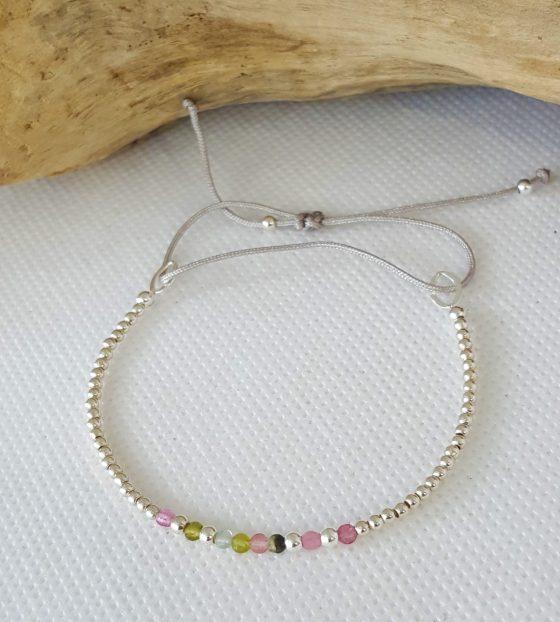 perles argent et pierres fines - la boutique du bijou
