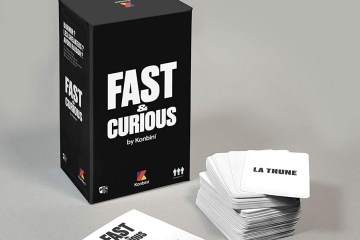 Fast and curious jeu