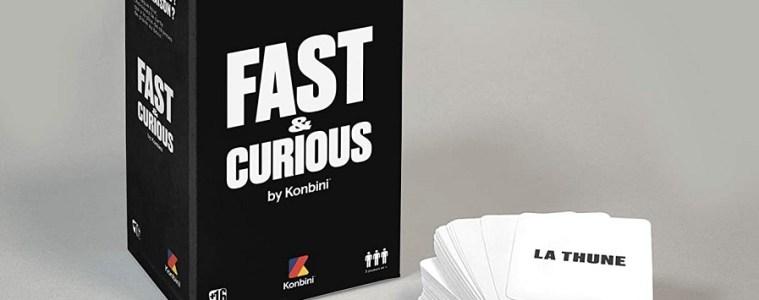 Fast and curious jeu