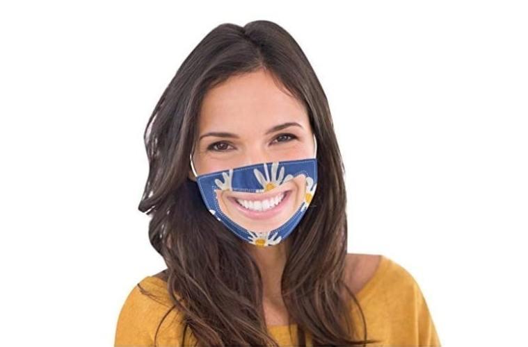 Masque sourire