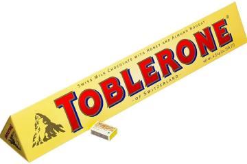 Toblerone géant