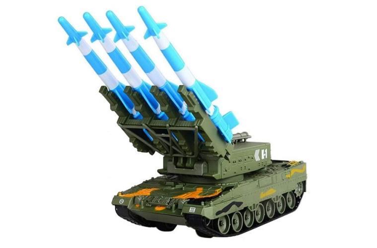 Lance missile USB