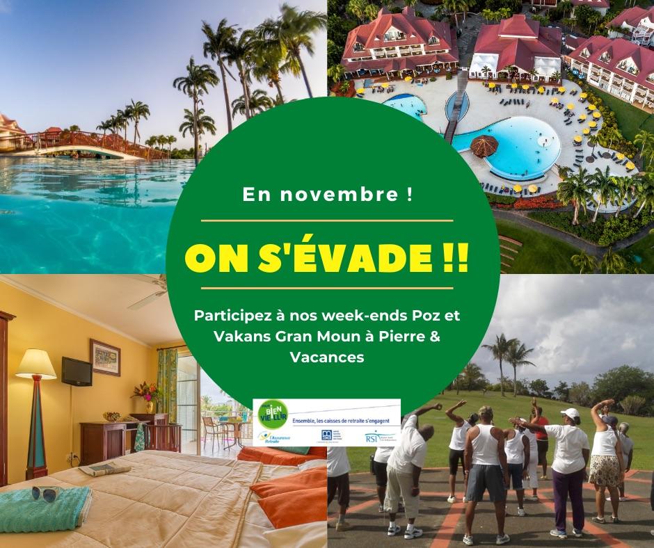 Vakans Gran Moun Nov 2020