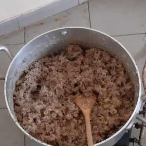 Fabrication de farine de coco