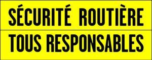 securite routiere