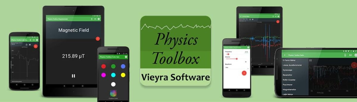 Physics Toolbox: Data Collection with Student Smartphones