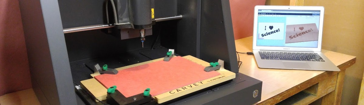 Carving into STEM with Inventables