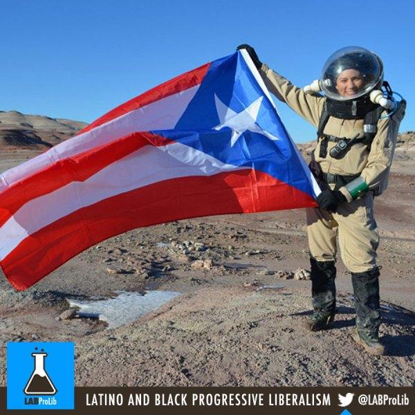 Boricua Yajaira Sierra-sastre Future Latina Astronaut