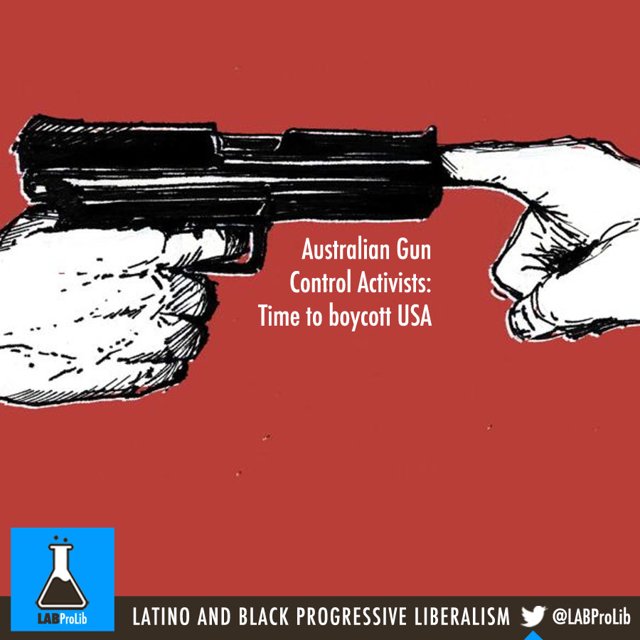 Background Checks Could Have Prevented Mass Shootings: Australian Gun Control Activists: Time To Boycott USA