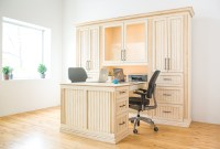 Custom His and Hers Desk | Labra Design+Build