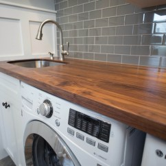 Kitchen Counter Lighting Diy Outdoor Ideas Laundry Room & Mudroom Renovation, Novi Mi Labra Design Build