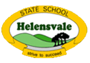 Helensvale State School Logo