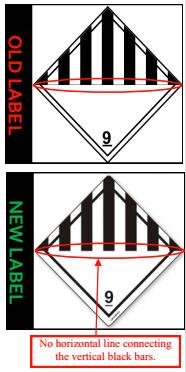 Dry Ice Sticker : sticker, Label, Printable, Labels, Ideas