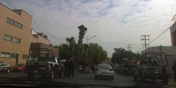 los heridos del motin en la pila fueron trasladados a hospitales-el-central-vigilado-2