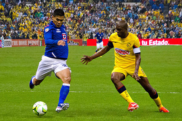 Final Ida  CL2013 América vs Cruz Azul