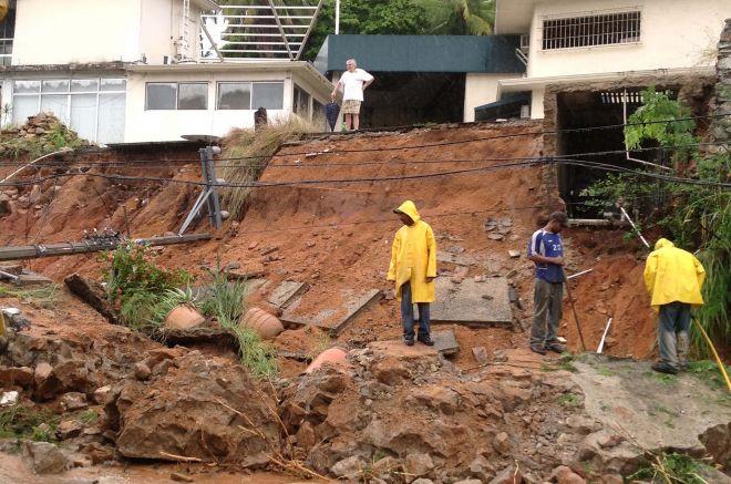 entre lodo en acapulco