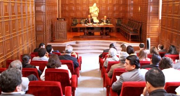 Sesión Ordinaria Consejo Directivo Universitario Septiembre
