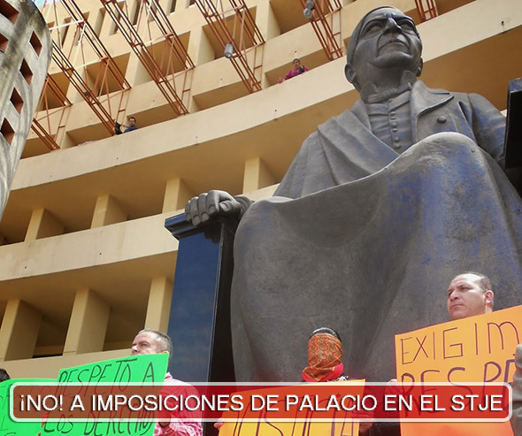 Supremo Tribunal de Justicia del Estado SLP-sin-imposiciones