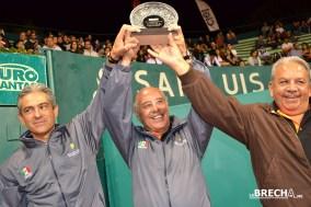 Inauguran Torneo Tenis CDP 2015-4