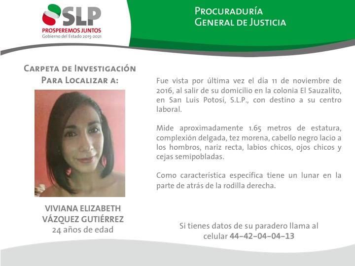 Encuentran a Viviana Elízabeth sin vida en Ahualulco