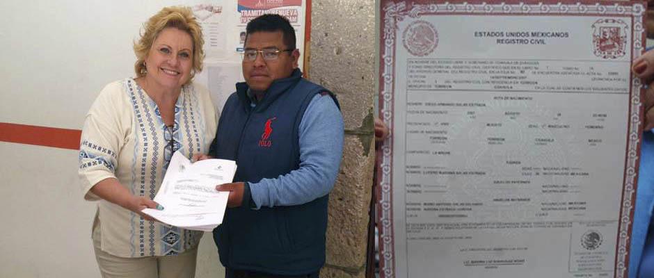 Actas A Distancia Consolida Registro Civil Del Estado La