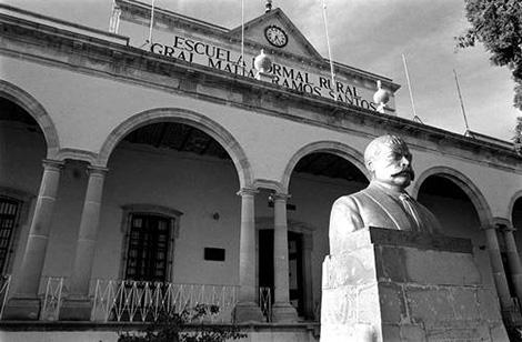 escuela normal rural-san marcos zacatecas