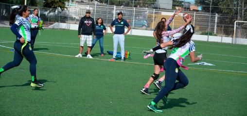 tocho bandera-Guerreras Aguila vs Hawks Ros-3