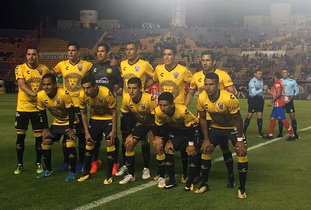 ASL vs Leones Negros-equipo