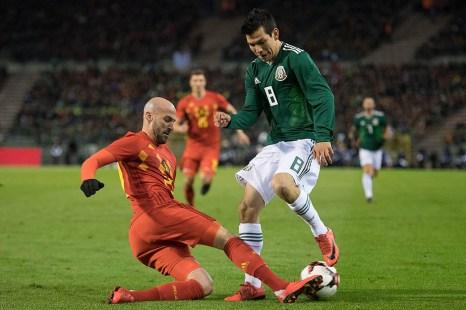 Mexico empata a 3 con Belgica-3