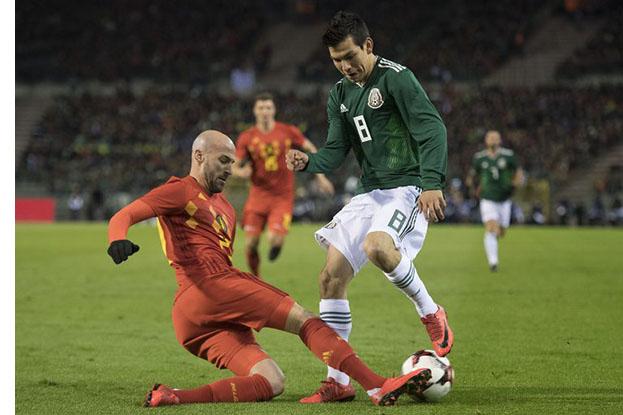 Mexico empata a 3 con Belgica-623x-3
