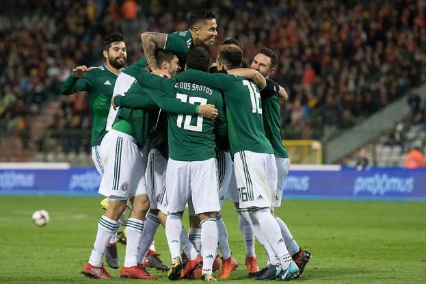 Mexico empata a 3 con Belgica-7