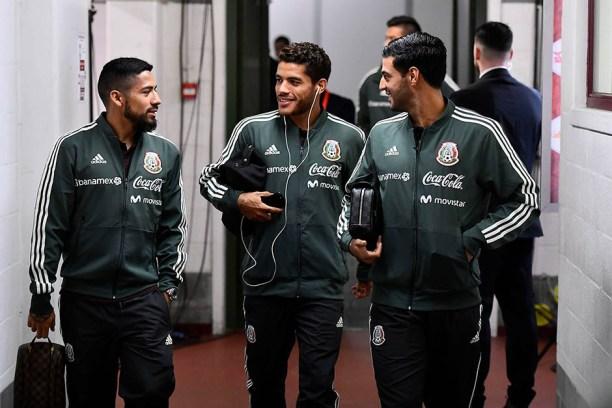 Mexico empata a 3 con Belgica-8