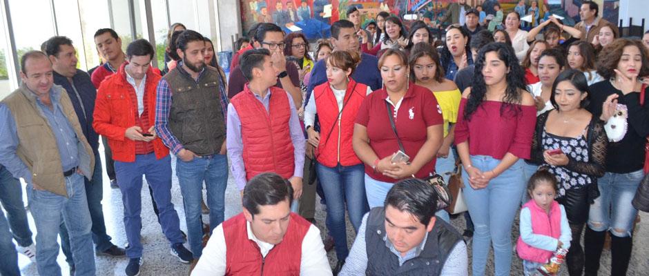 Inició la Lucha por las Diputaciones Locales en el PRI