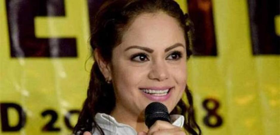Erika Briones Pide Licencia como Diputada Federal, la Suple la Hija de Gallardo, Candy Araceli Gallardo Cardona
