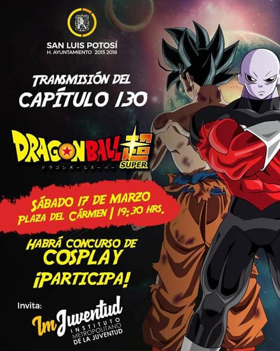 Propaganda Ayuntamiento Dragon Ball Super