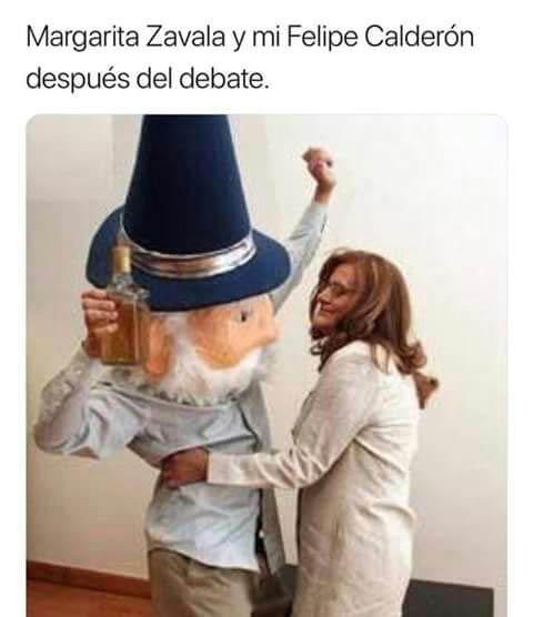 2-memes 1er debate presidencial 2018-7