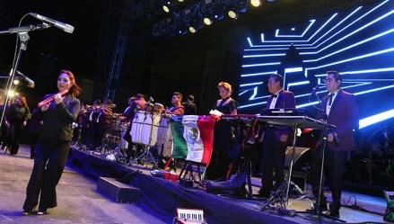 Angeles Azules - Festival de la Cantera-
