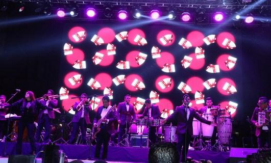 En el Paraíso de la Cantera Rosa Cantaron Los Ángeles Azules-19