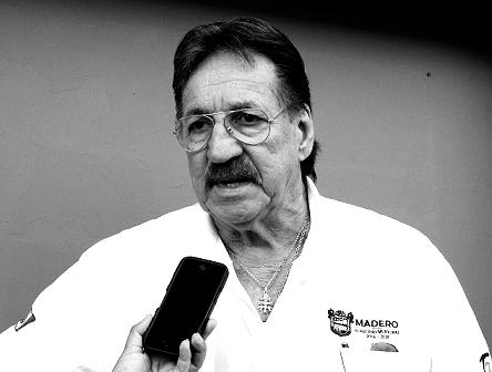 De Luto el Básquetbol Tamaulipeco, Descanse en Paz Ricardo Pontvianne