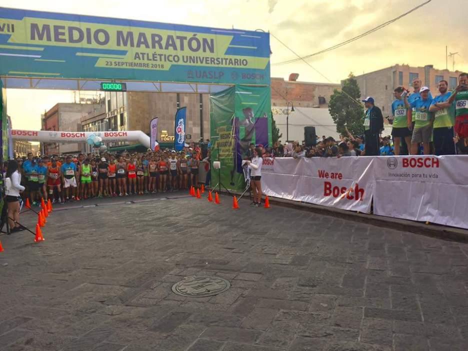 Medio Maraton Universitario 2018